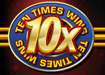 Ten Times Wins